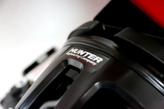 Hunter Hawkeye Elite TD wheel clamp